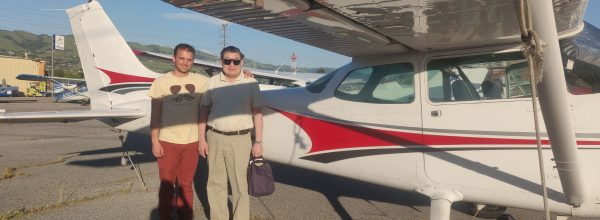 New Instrument Rating – Joseph Oberholtzer