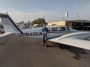 multi-engine, checkride, pa-30b, twin comanche