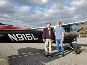 commercial pilot, checkride, Cessna 172