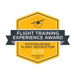 CFI, AOPA, award