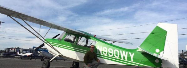 First Solo Flight – Mikhail Mikhaylov