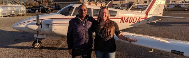 MEI, checkride, flight training