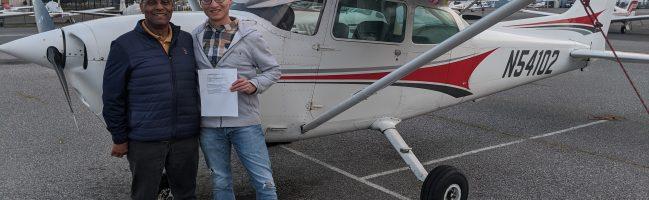 Private, pilot, training