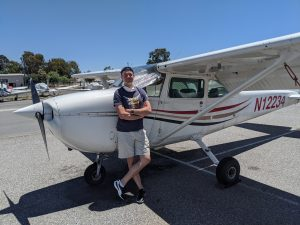 checkride, cessna, 172, CA