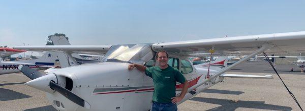New Private Pilot – Joe Streeper
