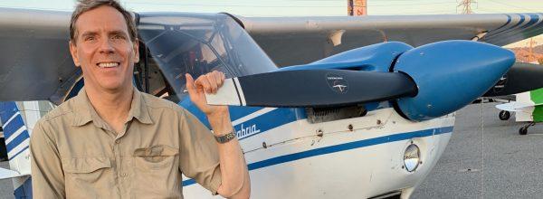 New Private Pilot – Randy Rerucha