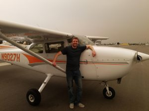 solo, cessna, california