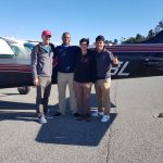 PPL, checkride, Monterey