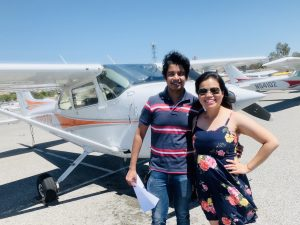 pilot, flight training, Cessna