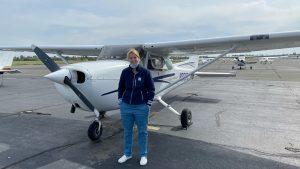 Monterey, pilot, Cessna