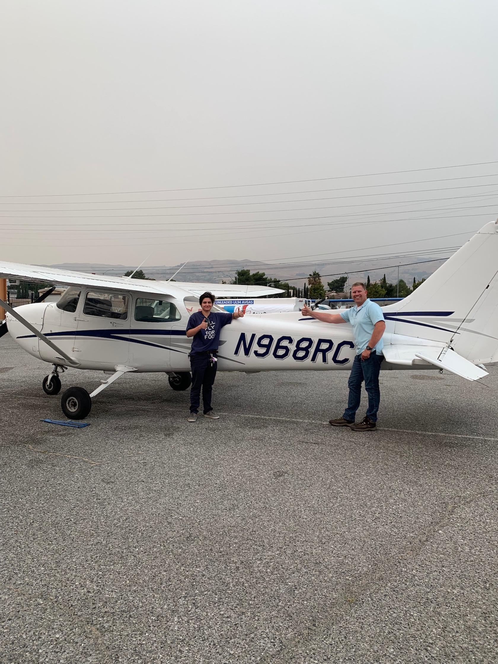 CPL, commercial pilot, monterey
